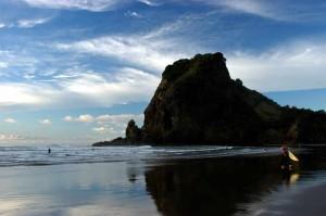TNZ_Piha Beach