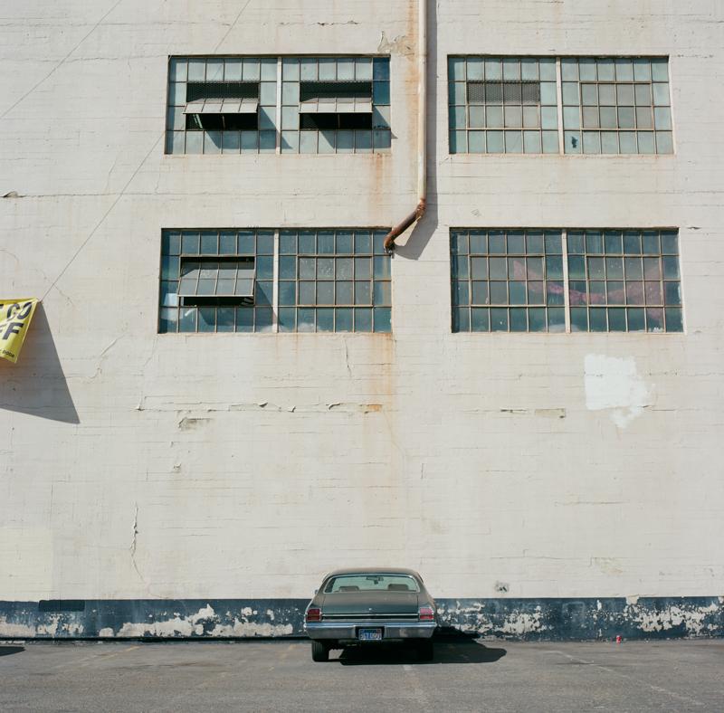 Tim Ronca California Squares