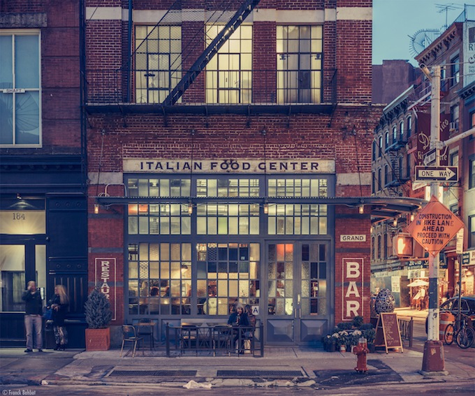 Italian Food Center, New York, NY _ © Franck Bohbot