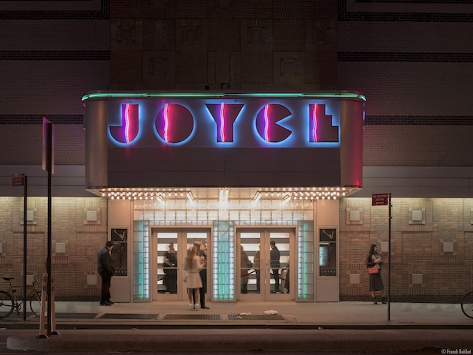Joyce Theater, New York, NY  _ © Franck Bohbot