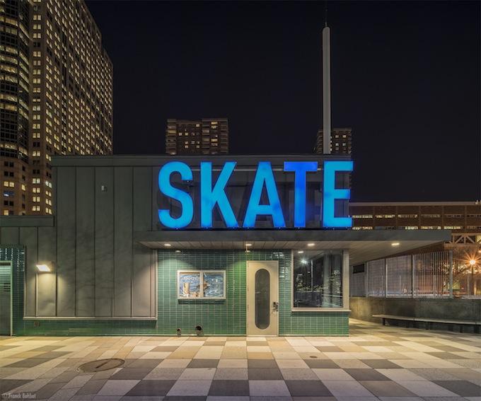 Skate, New York, NY  _ © Franck Bohbot