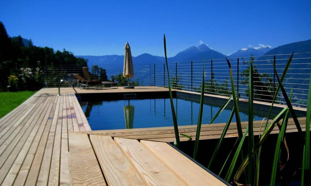 #meetmerano: blauer Himmel und Sonnenschein, darf's ein Tag am Pool sein?