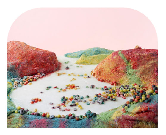 Fruit Loops Landscape, 2013