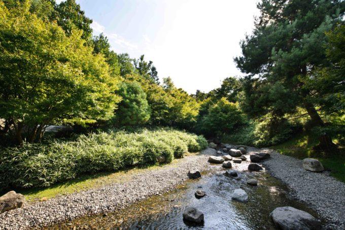 Japanischer Garten in Trauttmansdorff