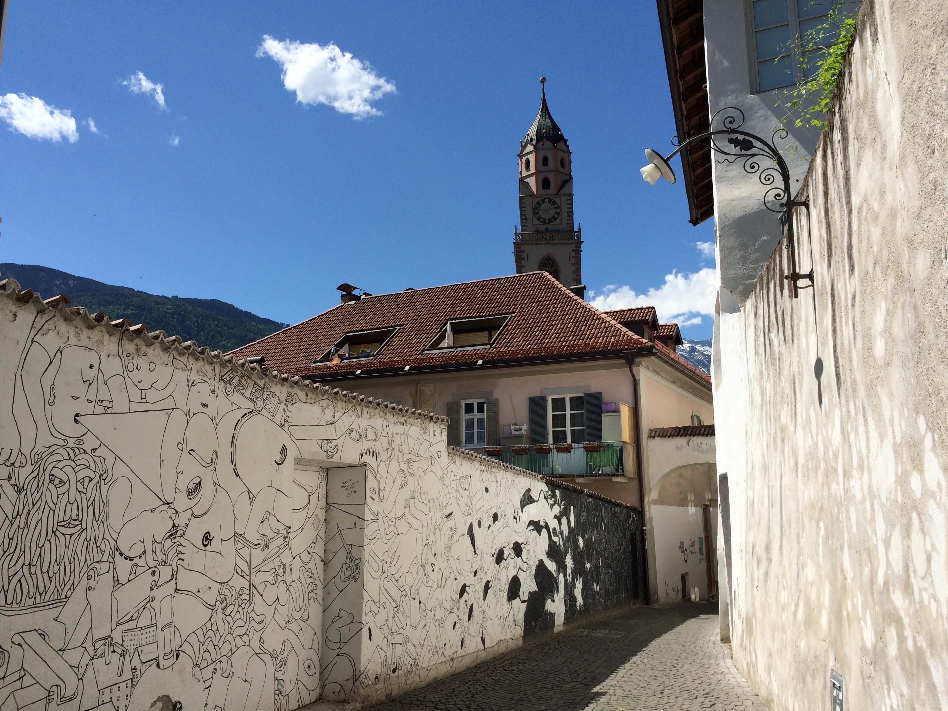 Steinach, Meran