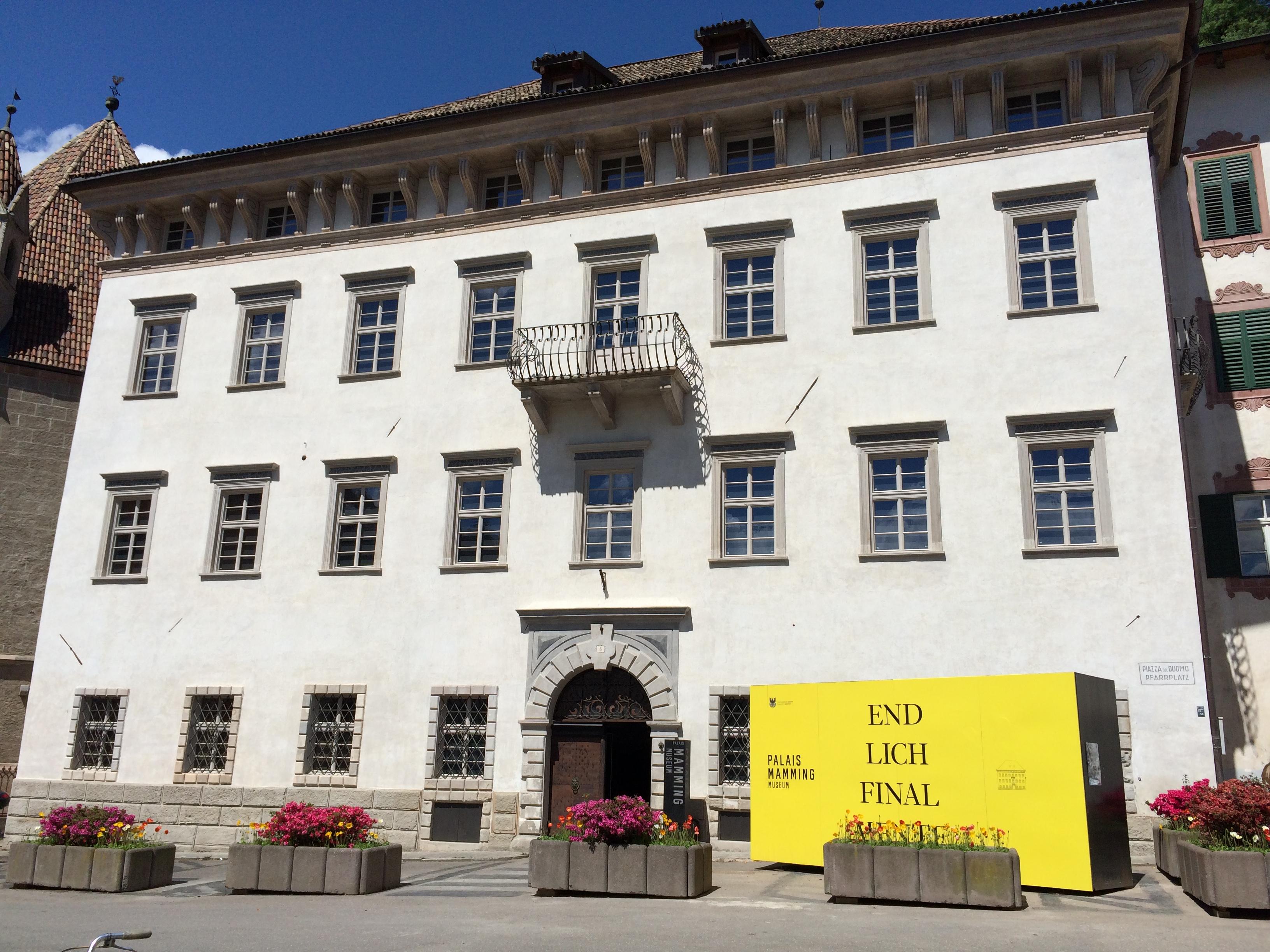 Stadtmuseum Meran, Palais Mamming
