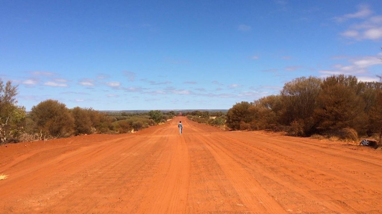 Die Bedeutung von Weite bekommt im Outback einen völlig neuen Sinn