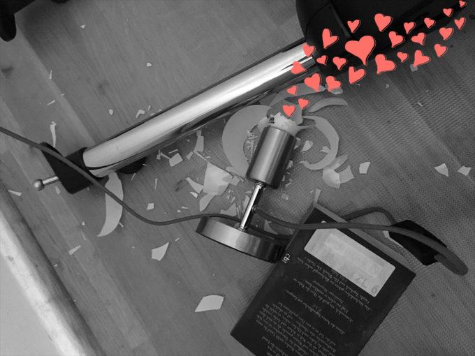 Nurkeinstress_Liebeserklärung_Titelbild