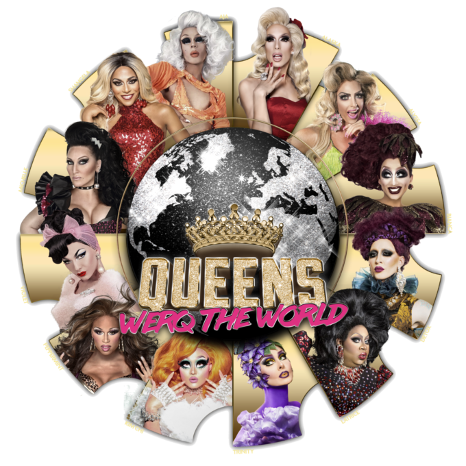 Logo with Queens