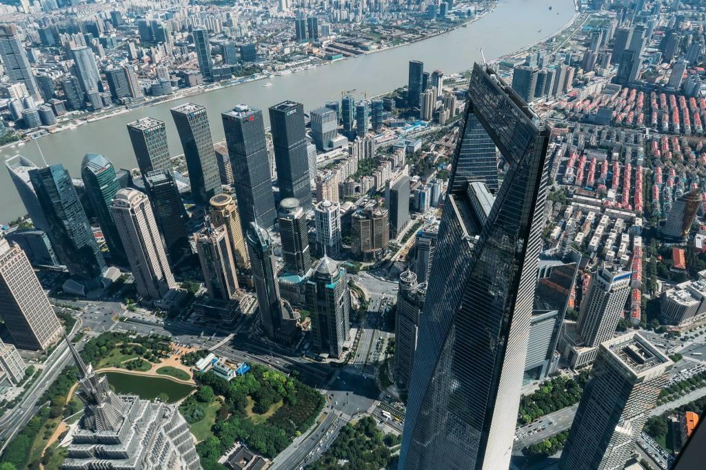 höchste aussichtsplattform shanghai